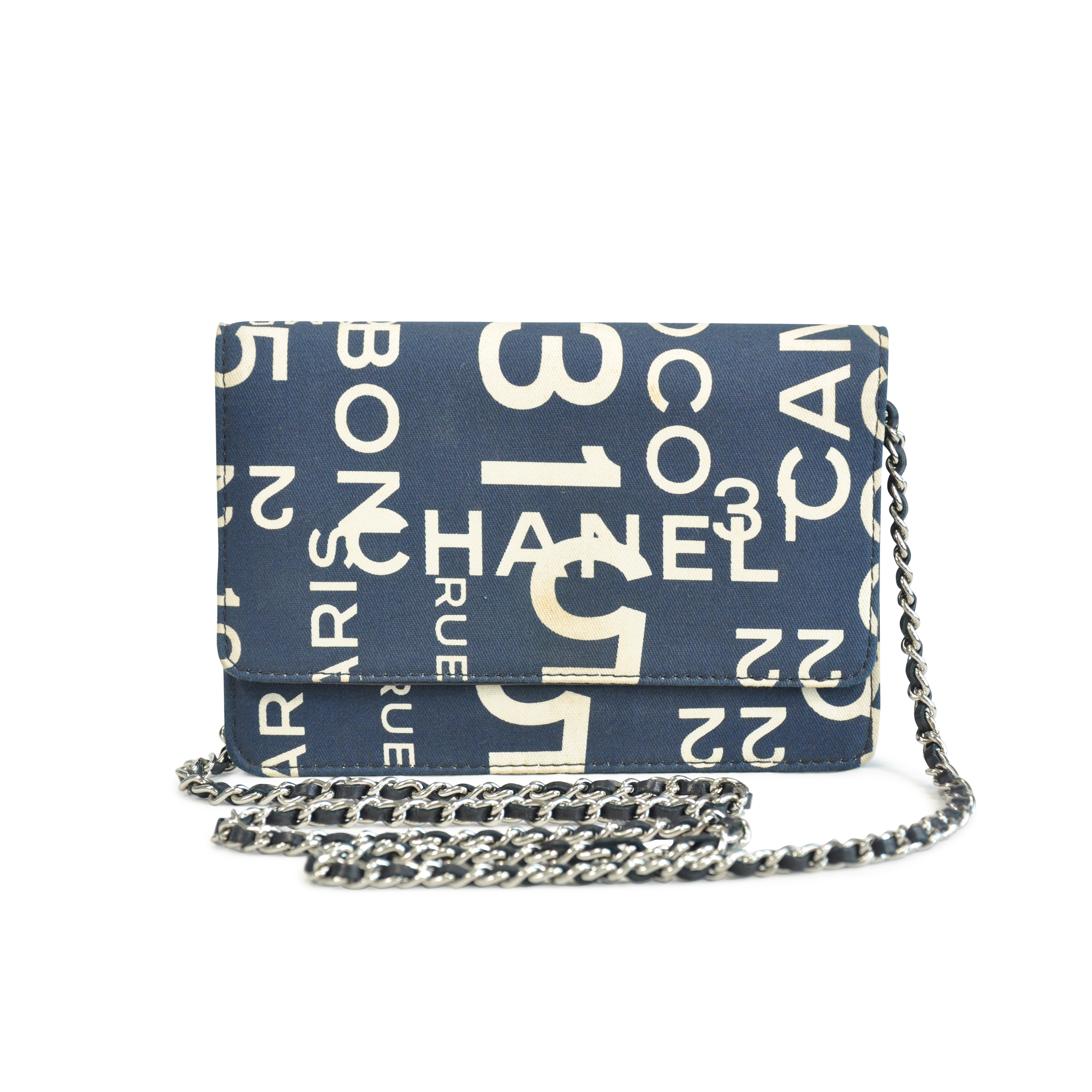 632ba03eae28f4 Authentic Second Hand Chanel Wallet on Chain Bag (PSS-130-00003) | THE  FIFTH COLLECTION