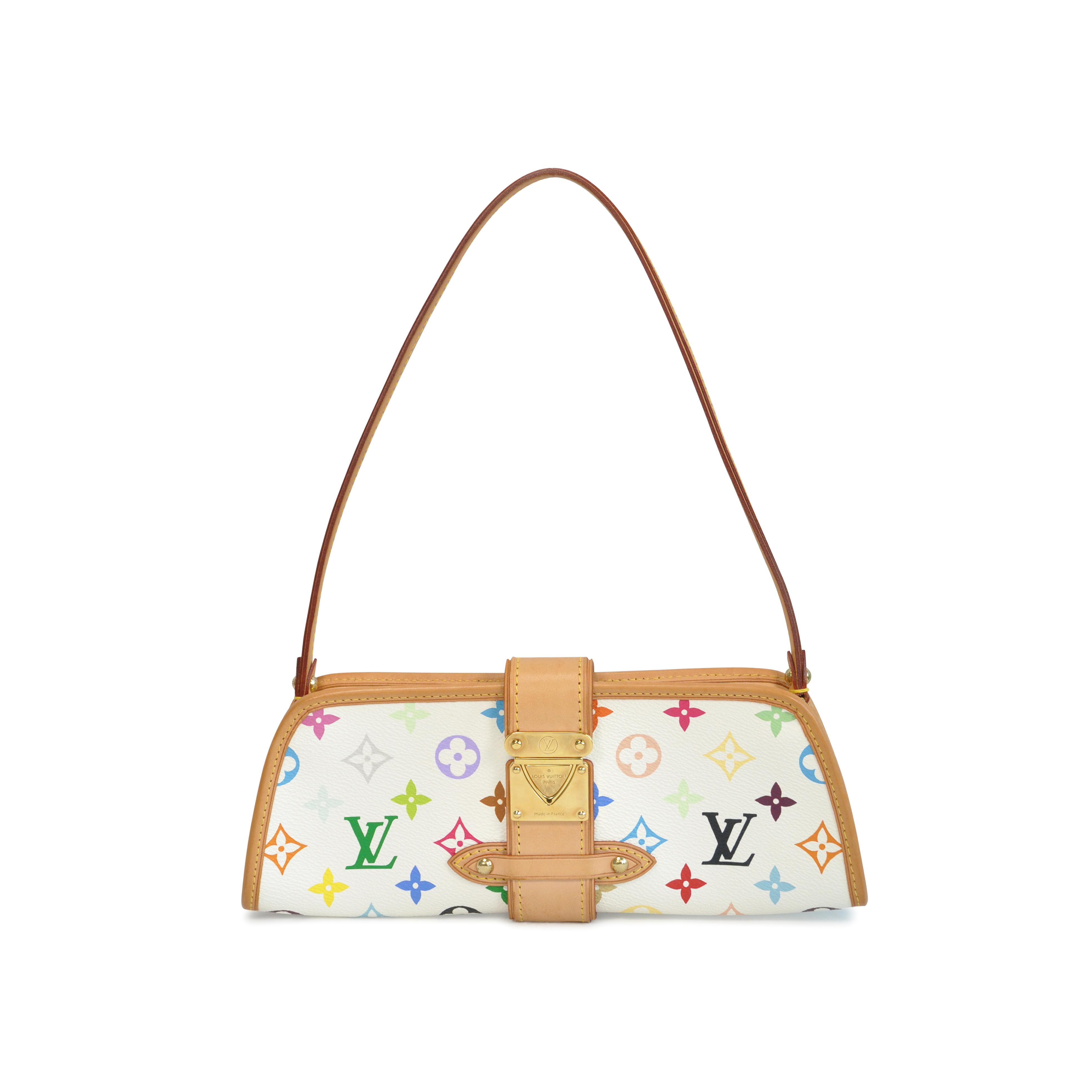 04f45442c526 Authentic Second Hand Louis Vuitton Shirley Monogram Bag (PSS-130-00004)