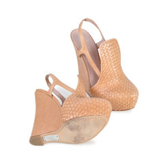 Alejandro ingelmo woven wedge pumps 3