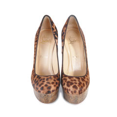 Coroclic Leopard Wedges