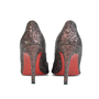 Authentic Second Hand Christian Louboutin Glitter Pigalle Pumps (PSS-088-00026) - Thumbnail 4