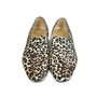 Authentic Second Hand Jimmy Choo Animal Wheel Jazz Flats (PSS-088-00030) - Thumbnail 0