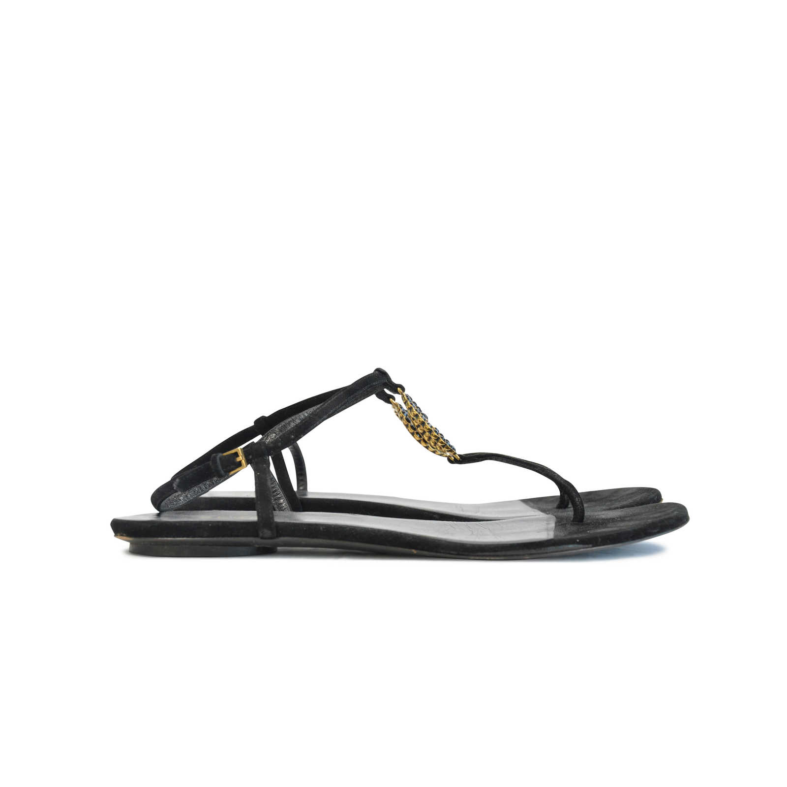 d144c970bde5 ... Authentic Second Hand Gucci Jewelled Thong Sandals (PSS-124-00006) -  Thumbnail
