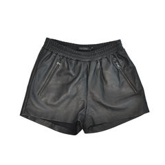 Marilee Leather Shorts