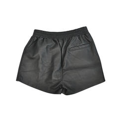 Gestuz marilee leather shorts 2