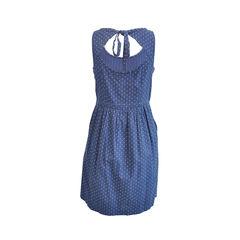 Comptoir des cotonniers polka dotted dress 2