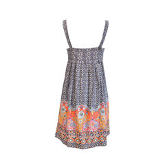 Comptoir des cotonniers printed batik dress 2