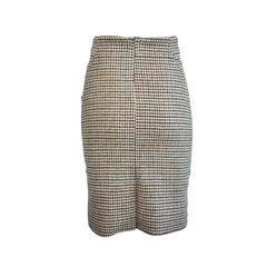 Theory houndstooth skirt 2