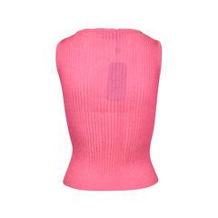 Missoni metallic pink sleeveless top 2