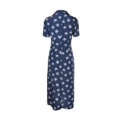 Flower print dress 2