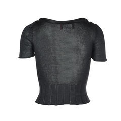 Christian lacroix knitted top 2