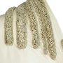 Authentic Second Hand Sharon Wauchob Embellished Draped Vest (PSS-074-00074) - Thumbnail 2