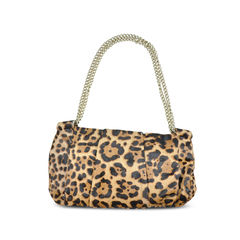 Christian louboutin leopard print ponyhair bag 2