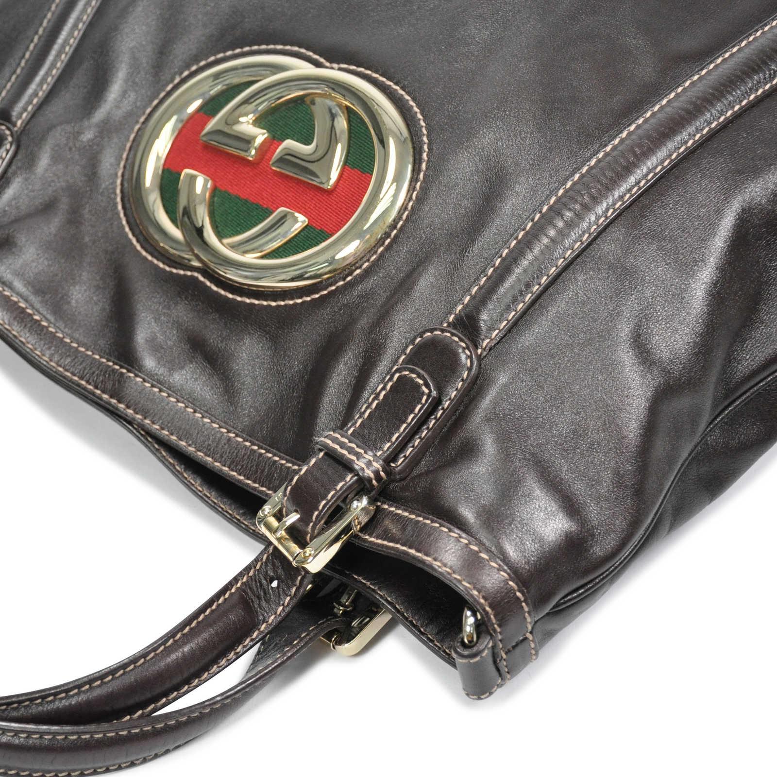 032be1d846d ... 2 Authentic Second Hand Gucci Britt Bag (PSS-133-00006) - Thumbnail 3  ...