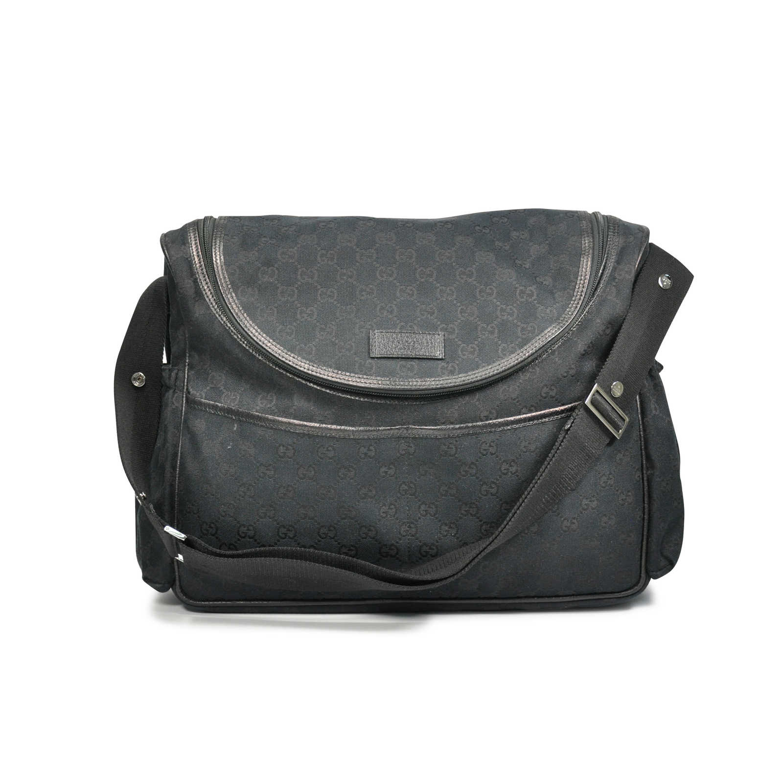 8ce190ef7307 Tap to expand · Authentic Second Hand Gucci Diaper Bag (PSS-133-00008) -  Thumbnail 0 ...