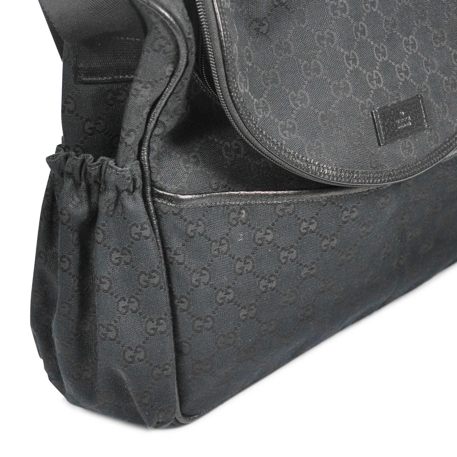 10d257a1b911 ... Authentic Second Hand Gucci Diaper Bag (PSS-133-00008) - Thumbnail 3 ...