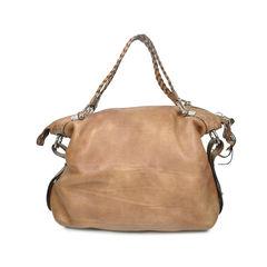 Braided Handle Guccisima Bag
