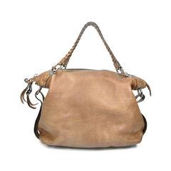 Gucci braided handle guccisima trim bag 2
