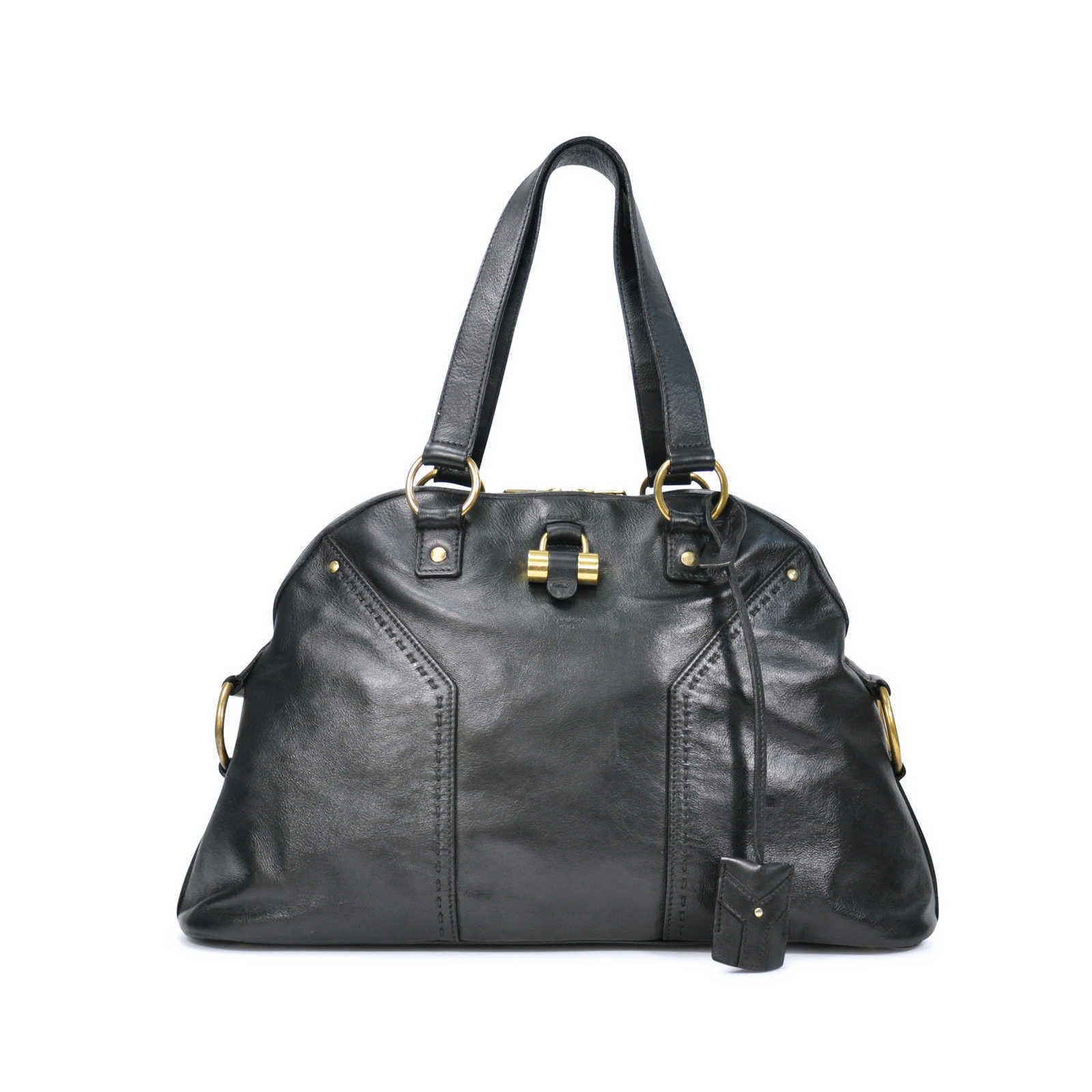 382abf314a Authentic Second Hand Yves Saint Laurent Muse Large Bag (PSS-132-00049) ...