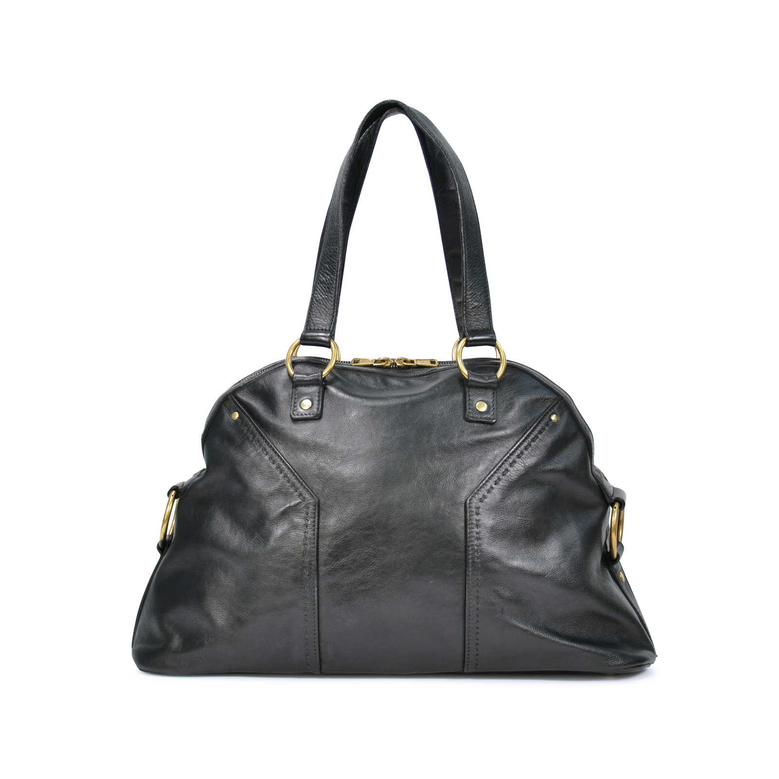 b39554e97b5 ... Authentic Second Hand Yves Saint Laurent Muse Large Bag (PSS-132-00049)  ...