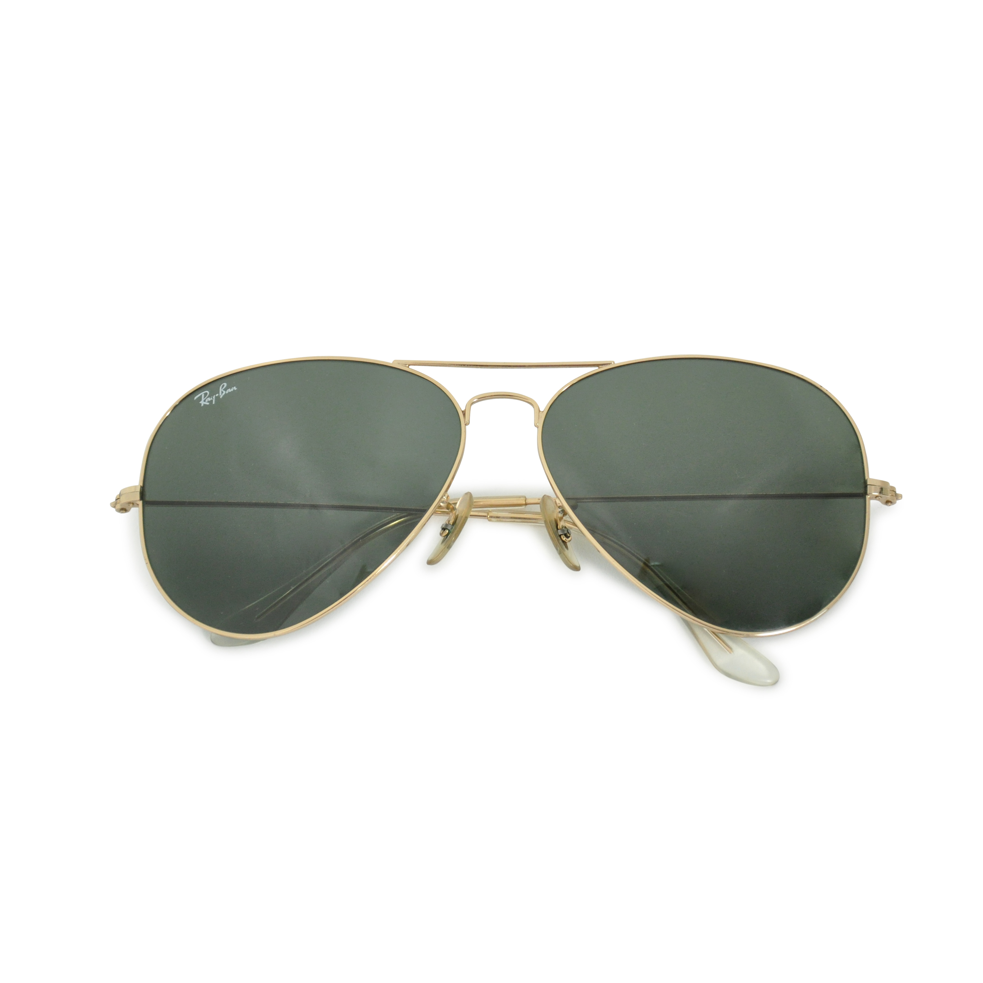 a392361b4c Second Hand Ray Ban Gold Frame Aviators