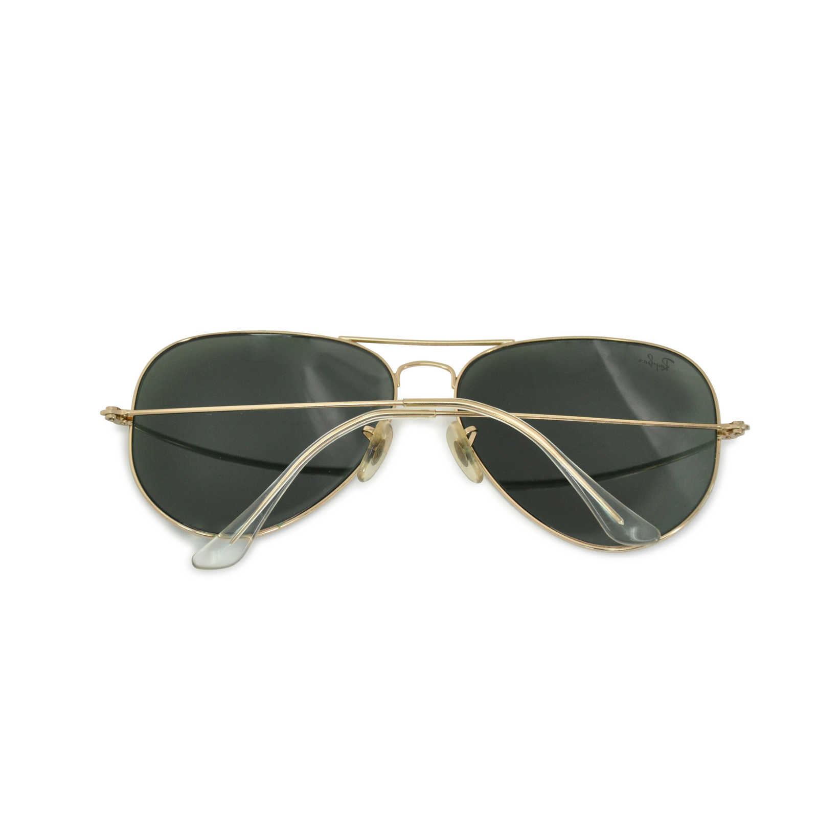 Second Hand Ray Ban Gold Frame Aviators | THE FIFTH COLLECTION