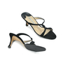 Authentic Second Hand Manolo Blahnik Suede Slip Ons (PSS-067-00007) - Thumbnail 2