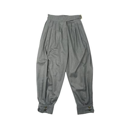 Authentic Second Hand Christian Joy Harem Trousers (PSS-075-00068)