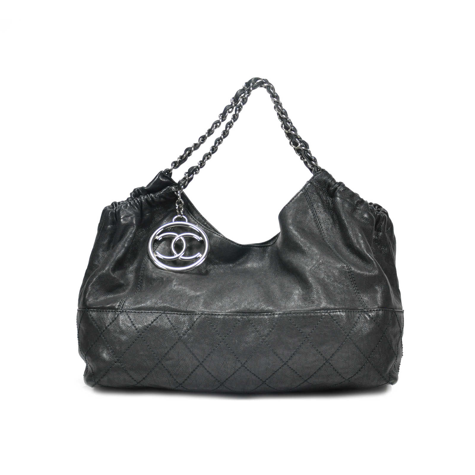 a654591fe4bc Authentic Second Hand Chanel Coco Cabas Tote (PSS-137-00003) - Thumbnail ...