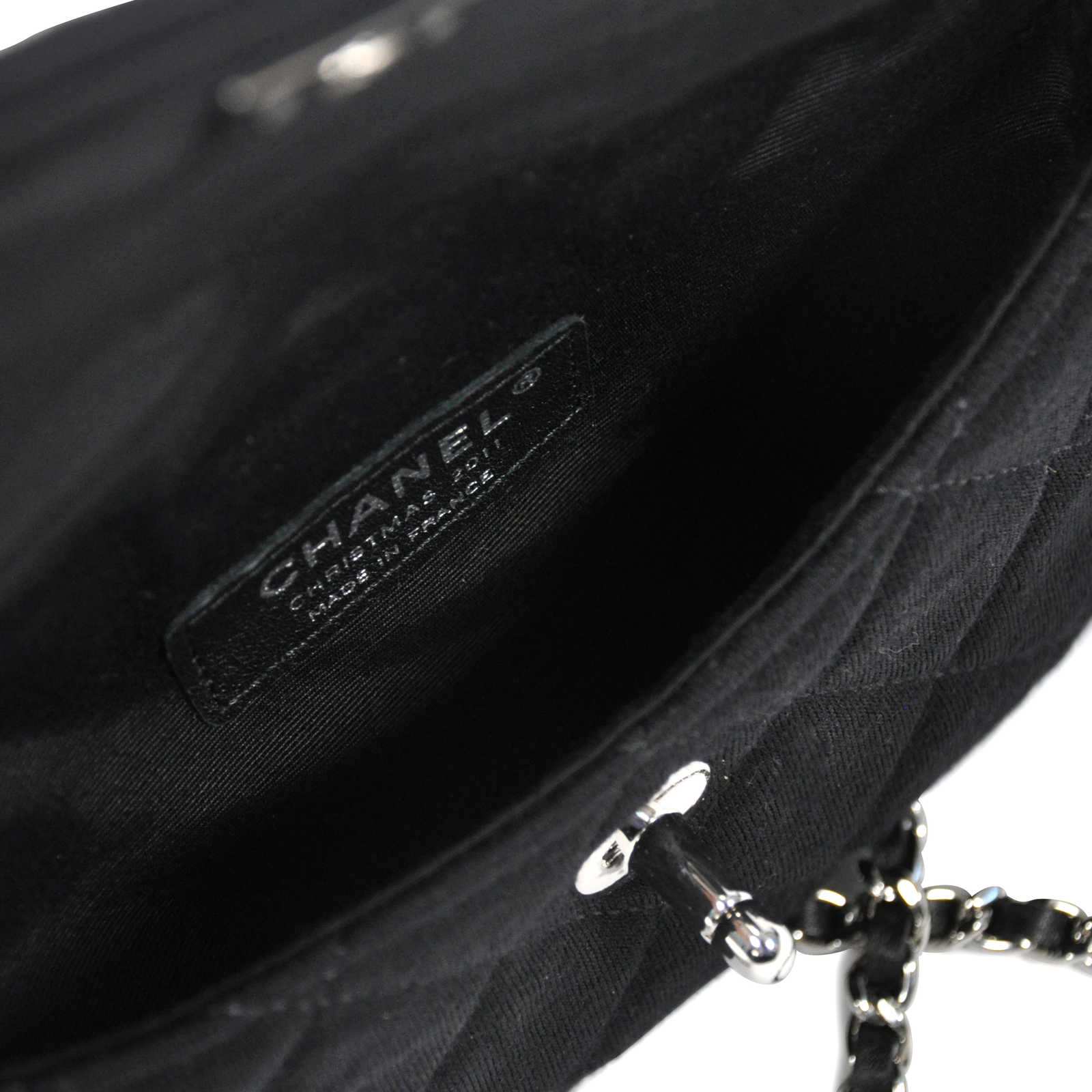 cca924549ca8 ... Authentic Second Hand Chanel Jersey Sling Bag (PSS-136-00015) -  Thumbnail