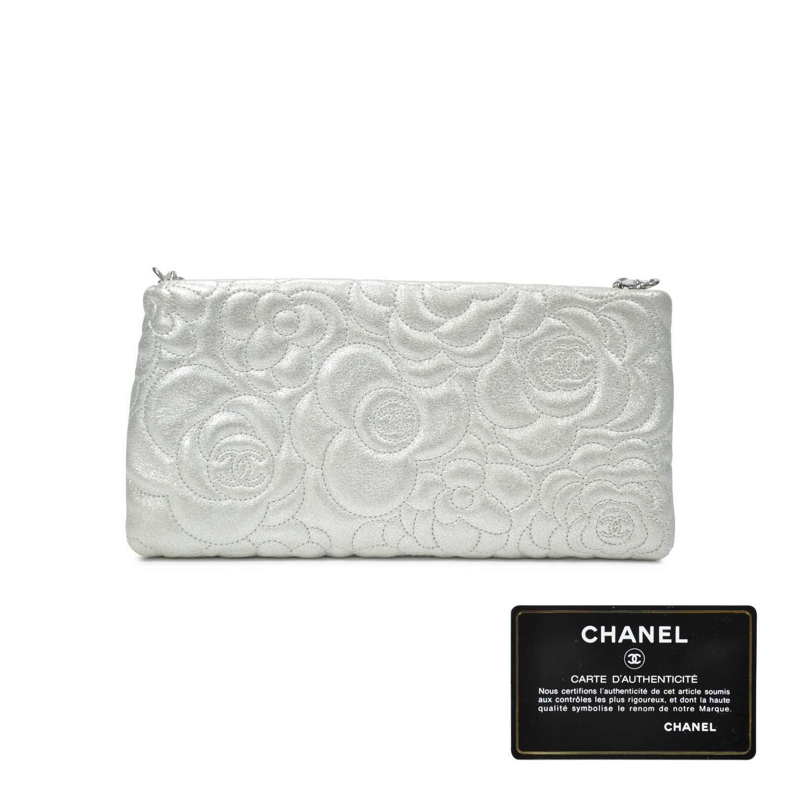 24097501215cd9 ... Authentic Second Hand Chanel Camellia Bag (PSS-136-00016) - Thumbnail 1  ...