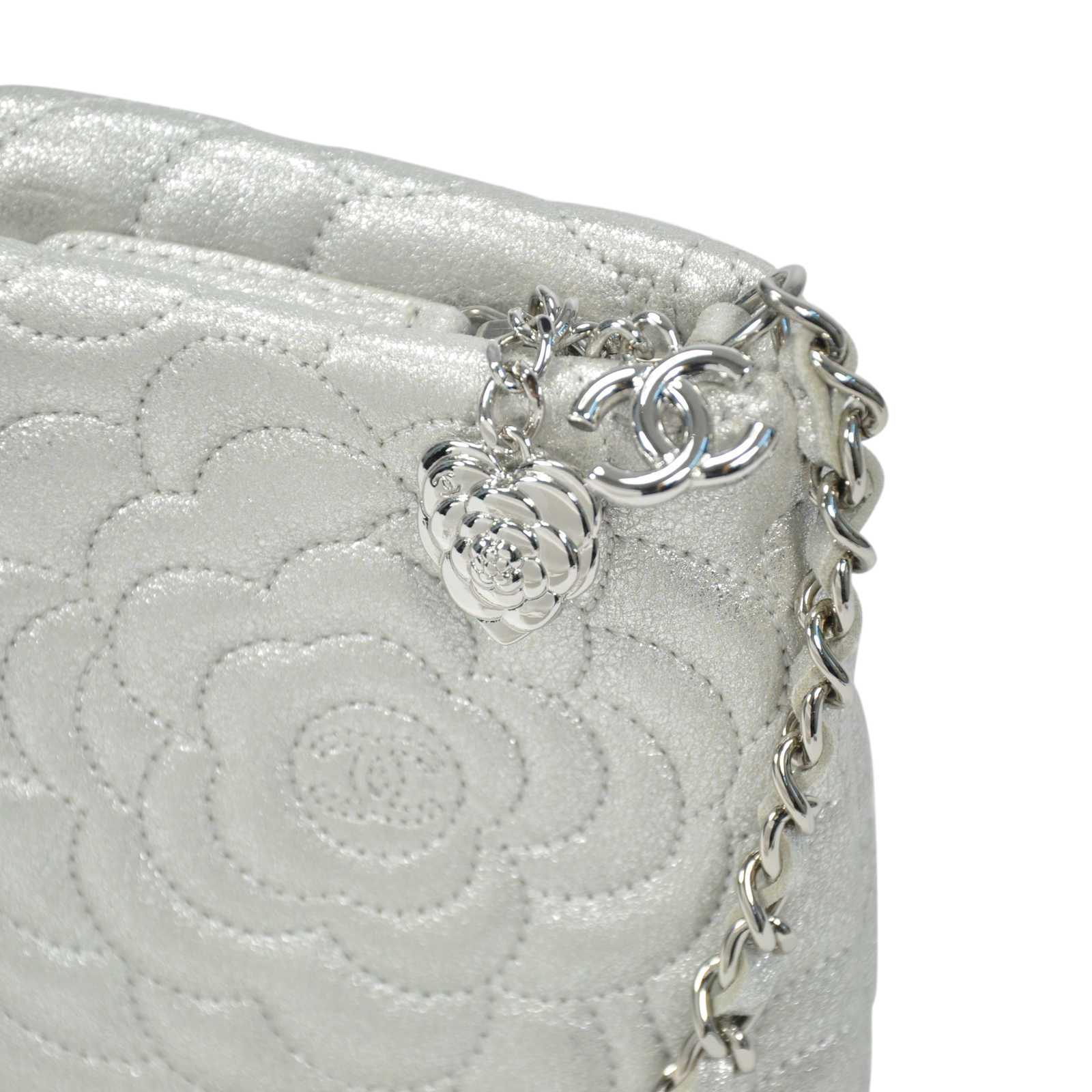 second hand chanel camellia bag the fifth collection