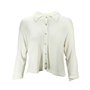 Authentic Second Hand Nicole Farhi Knitted Cardigan With Collar  (PSS-047-00169) - Thumbnail 0