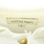 Authentic Second Hand Nicole Farhi Knitted Cardigan With Collar  (PSS-047-00169) - Thumbnail 2