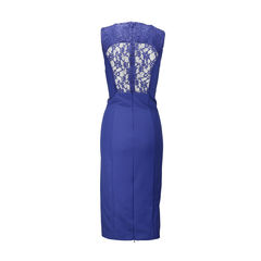 By malene binger lace back dress 2