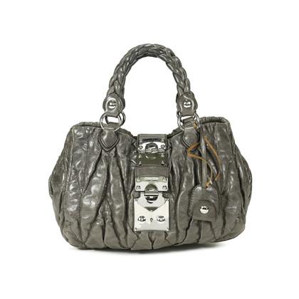 Miu Matelasse Bag