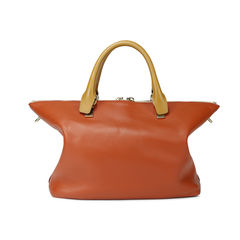 Chloe two toned leather bag 2