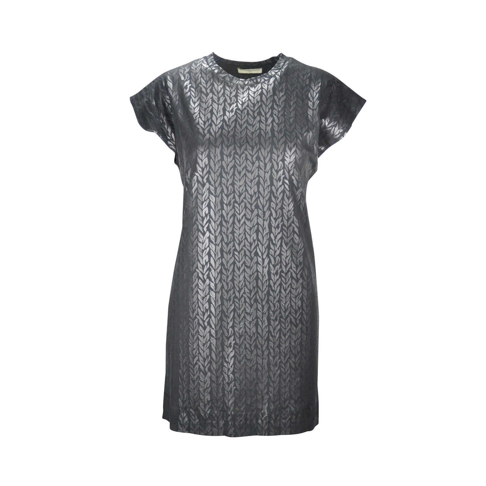 second hand balenciaga t shirt dress the fifth collection