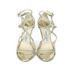 Lance Lamé Glitter Sandals
