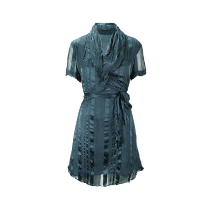 Authentic Second Hand Richard Chai Panelled Silk Dress (PSS-144-00006)