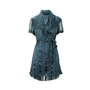 Authentic Second Hand Richard Chai Panelled Silk Dress (PSS-144-00006) - Thumbnail 0