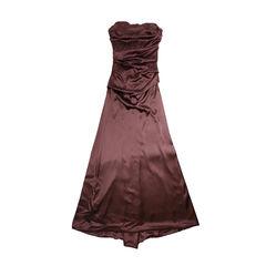 Bustier Evening Gown