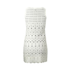 Chanel knit dress with cut out 2