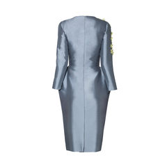 Phuong my long sleeved hourglass dress 2