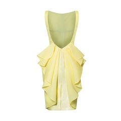 Phuong my draped open back dress 2