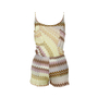 Authentic Second Hand Missoni Knitted Playsuit (PSS-075-00031) - Thumbnail 0