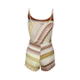 Authentic Second Hand Missoni Knitted Playsuit (PSS-075-00031) - Thumbnail 1