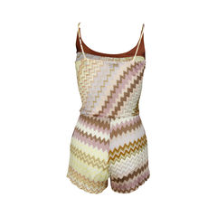 Missoni printed playsuit 3