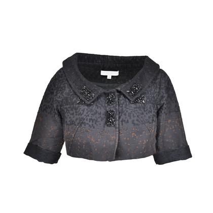 Authentic Second Hand Carolina Herrera Embellished Jacket (PSS-067-00108)