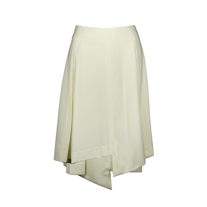 Authentic Pre Owned Yves Saint Laurent Pleated Asymmetrical Skirt (PSS-131-00028)